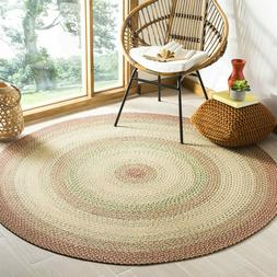 Safavieh Braided Collection Brd303A Hand-Woven Reversible Ar
