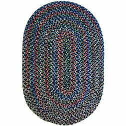 Super Area Rugs Braided Rug Country Cottage Farmhouse Decor