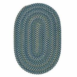 Colonial Mills Capetown Crest Braided Area Rug