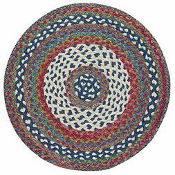 Capel Rugs Drifter Wool Blend Country Home Global Blue Multi