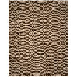 Safavieh Natural Fiber Collection NF181C Hand Woven Natural