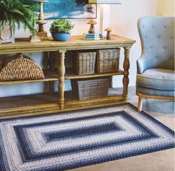 Juniper Braided Area Rug By Homespice Decor. Choose Your Sha