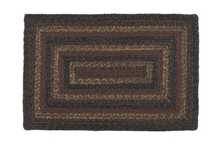 Slate Braided By IHF Rugs. & Rectangle. Many