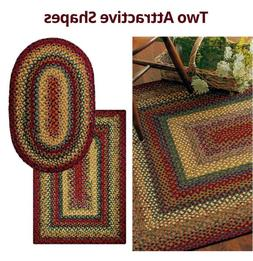 Neverland Braided Area Rug By Homespice Decor. Choose Your S