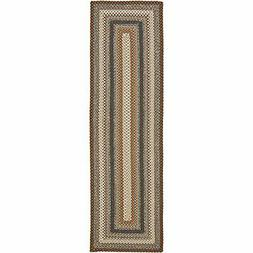 Safavieh New Rug Collections Brown/Multi Transitional 4'L x