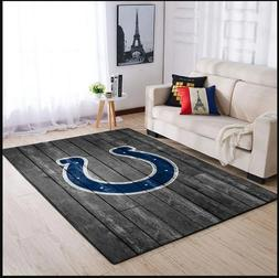 rugs for sale indianapolis colts team logo