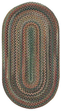 Capel Rugs Sherwood Forest Wool Country Lodge Area Braided R