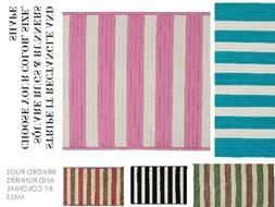 stripe it braided rugs and runners by
