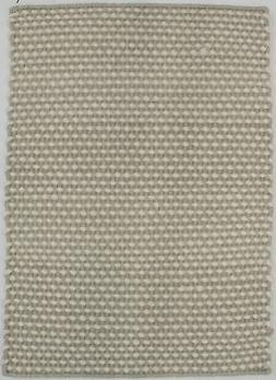 Zero Count Wool Braided Small 2X3 Contemporary Modern Rug Ho